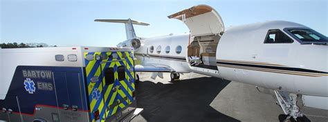 dedicated gulfstream air ambulance air