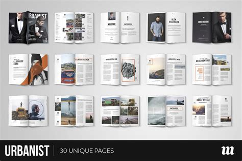 ideas mag free version 20 premium magazine templates for professionals