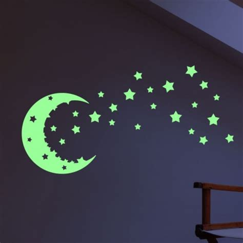 Stickers Fluorescent Plafond by Ciel 233 Toil 233 Phosphorescent Electronic Ir Sensor Switch