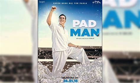 PadMan New Poster: Akshay Kumar Rises Like A Superhero ...