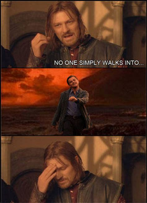 Leonardo Dicaprio Walking Meme - strutting leo know your meme