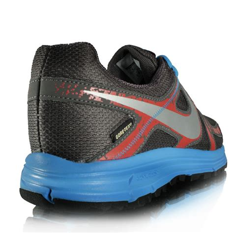 waterproof sport shoes nike lunarfly 3 tex waterproof trail running shoes