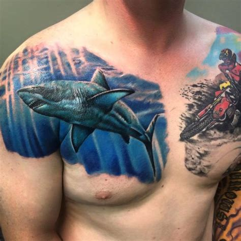 shark tattoos for men ideas and inspiration for guys