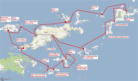 bvi map bvi yacht charters trip review the woods family adventure aboard the charisma a jaguar 36