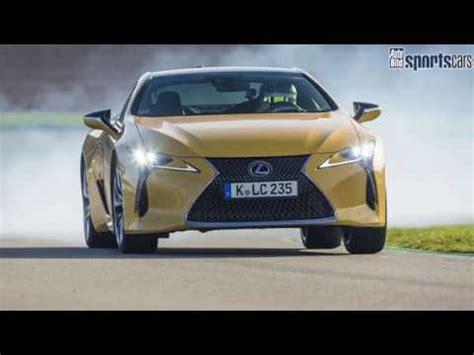 Auto Bild Sportscars Aktuelles Heft by Lexus Lc 500 Track Pov Sachsenring Hot Lap Auto