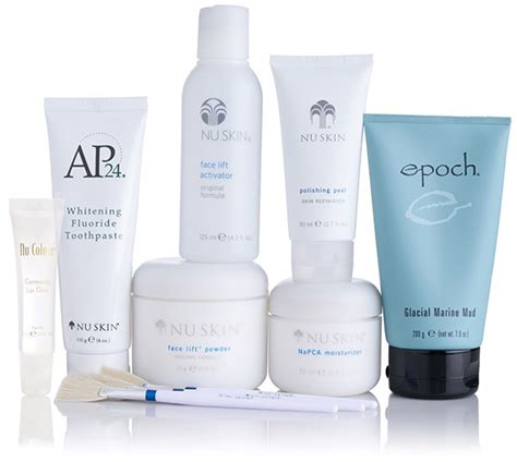 beauty center nu skin facial favourites pack