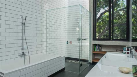 inspirasi shower box keren  kamar mandi minimalismu