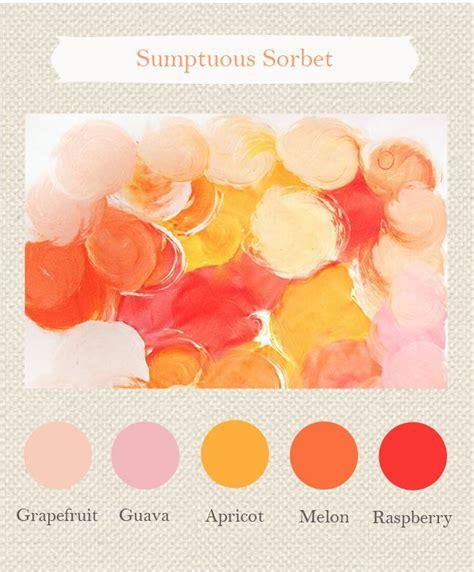 grapefruit color color inspiration the raspberry and grapefruit color