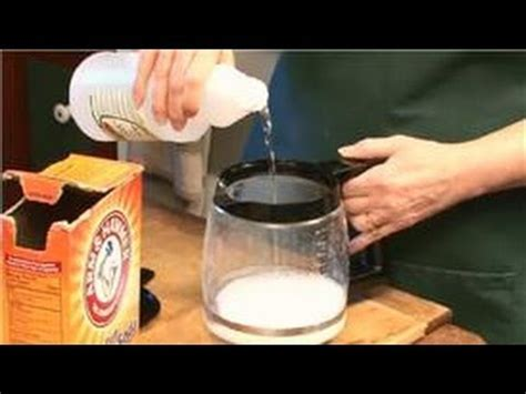 what to use to clean kitchen how to clean a stained coffee pot without vinegar d