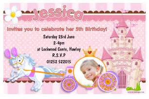 10 personalised princess carriage birthday party photo