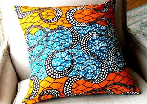 xnasozi nkrumah wax print pillow covers blue 17 best images about fabrics africa on pinterest african