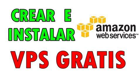 amazon vps free como crear instalar y configurar vps amazon gratis 2016