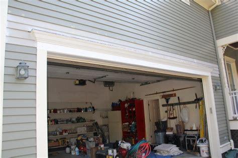 Decorative Garage Door Trim A Concord Carpenter Garage Door Exterior Trim