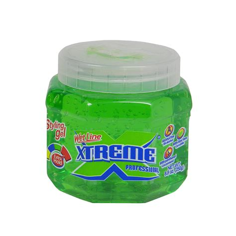 styling gel wet line xtreme xtreme professional wet line styling gel extra hold 8 8oz