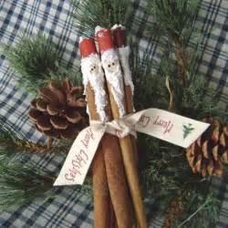 How To Make Miniature Christmas Trees - 30 handmade christmas decorations with cinnamon sticks adding seasonal aroma to green holiday decor