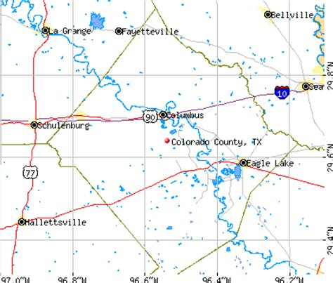 map of texas and colorado colorado county texas detailed profile houses real estate cost of living wages work