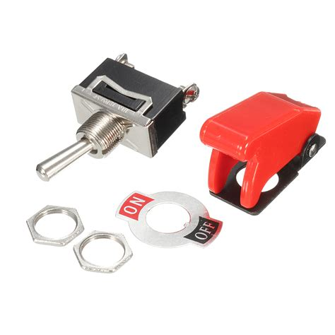 boat light switch excellway 174 12v heavy duty toggle switch flick on off car