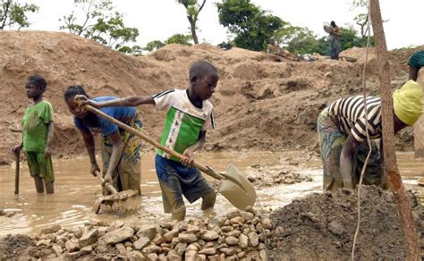 democratic republic of congo child labor mining child labor in the mines of the democratic republic of