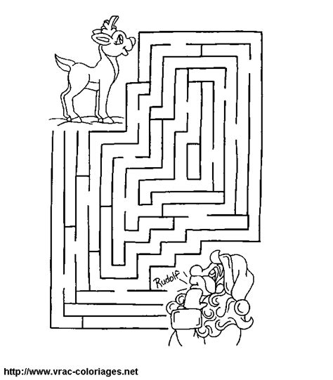 Free Coloring Pages Labyrinth Coloring Pages