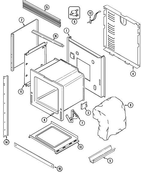 wiring diagram for maytag model mle2000ayw manual maytag