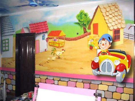 church wall murals