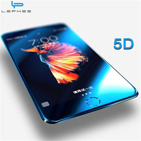aliexpress buy 5d curved for iphone 7 plus tempered glass for iphone7 plus iphon7