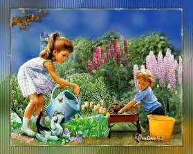 gifs jardins le de lemondedesgifs