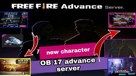 ob advance server  character cyborg