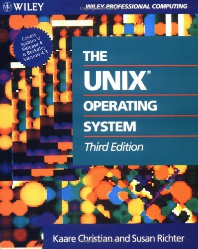 The Unix Operating System buy special books the unix operating system on sale as