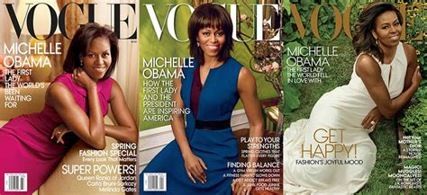 michelle obama vogue cover michelle obama from 6 vogue cover girls who ve never been