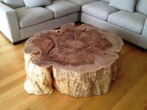 wood stump coffee table tree stump coffee table unique design tree stump