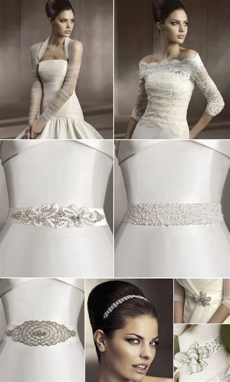 Brautkleid Accessoires by Pronovias Wedding Accessories Arrived Onewed