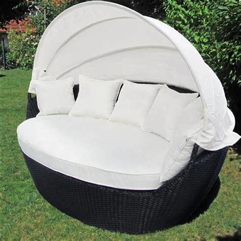 vidaxl gartenmöbel nauhuri rattan lounge muschel neuesten design