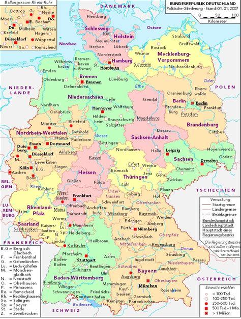 deutschlandkarte kaufen - Karte Deutschland