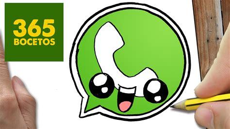 imagenes de joker para wasap como dibujar logo whatsapp kawaii paso a paso dibujos