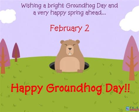 groundhog day is an event not a business strategy use the s p r i n g formula to unearth the opportunities burrowed within your business books s day free greeting ecards season