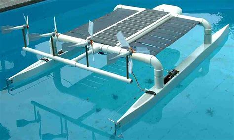 boat hull efficiency solar navigator s wave piercing catamaran hull design concept