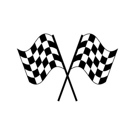 Checkered Flag Border Clip Art Clipart Best Checkered Flag Printable
