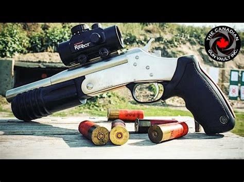 first look: heizer defense pocket shotgun | funnycat.tv
