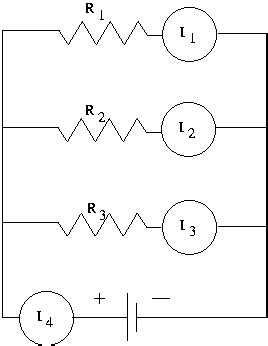 3 identical resistors in parallel kirchhoff s laws
