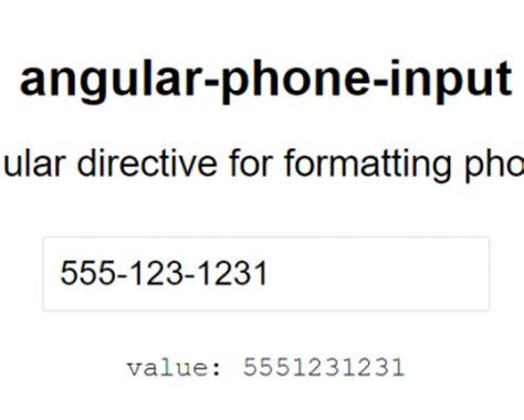 Angular Script Template number range spinner directive for angularjs angular script