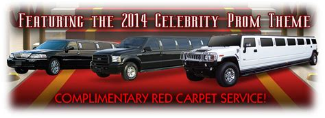 limousine packages atlanta prom limo special packages limousines