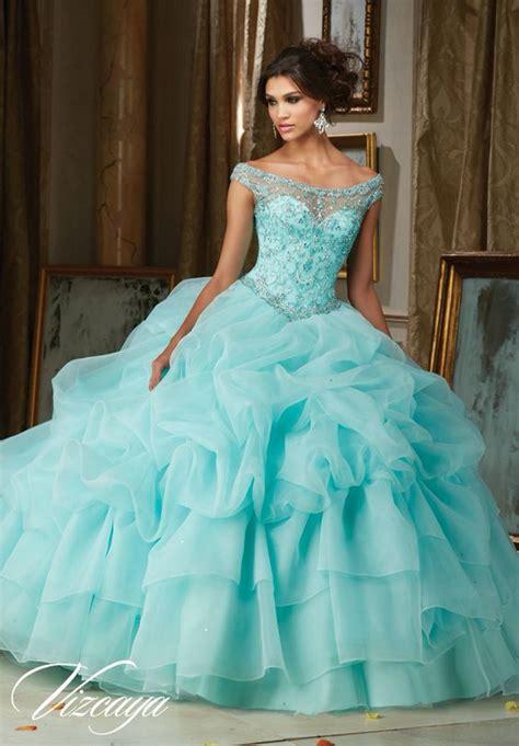 33 vestidos xv anos color aqua 7 ideas para fiestas de