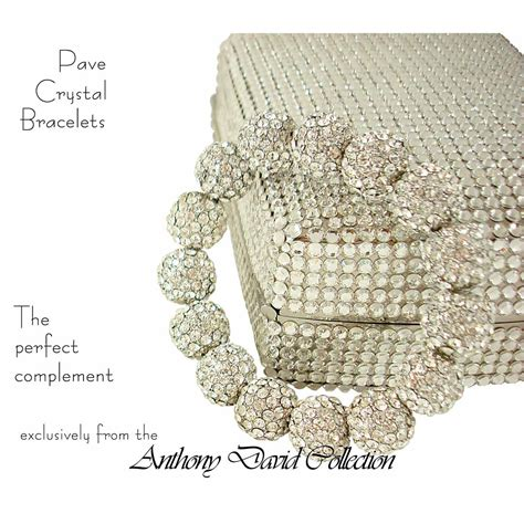 Clutch Original Swarovski silver swarovski clutch evening bag handbag