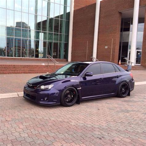 purple subaru purple subaru wrx sti cars subaru the