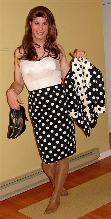 Dressing En Femme by 130 Best Images About Polka Dot Is On