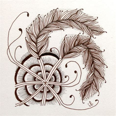 fescue zentangle pattern 15 best images about tangle fescu on pinterest