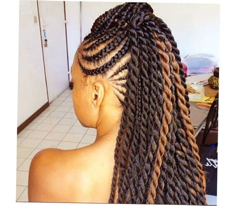 Pictures Of Black Braided Hairstyles by American Braids Hairstyles 2016 Ellecrafts