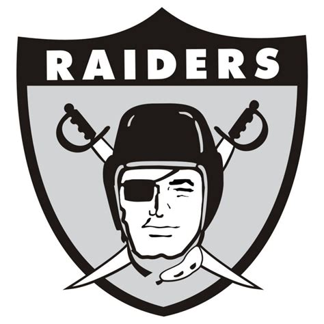 how the oakland raiders got their logo and colors just