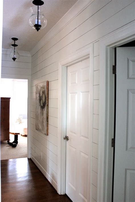 hallway wall light fixtures planked wall hallway gets light fixtures forever
